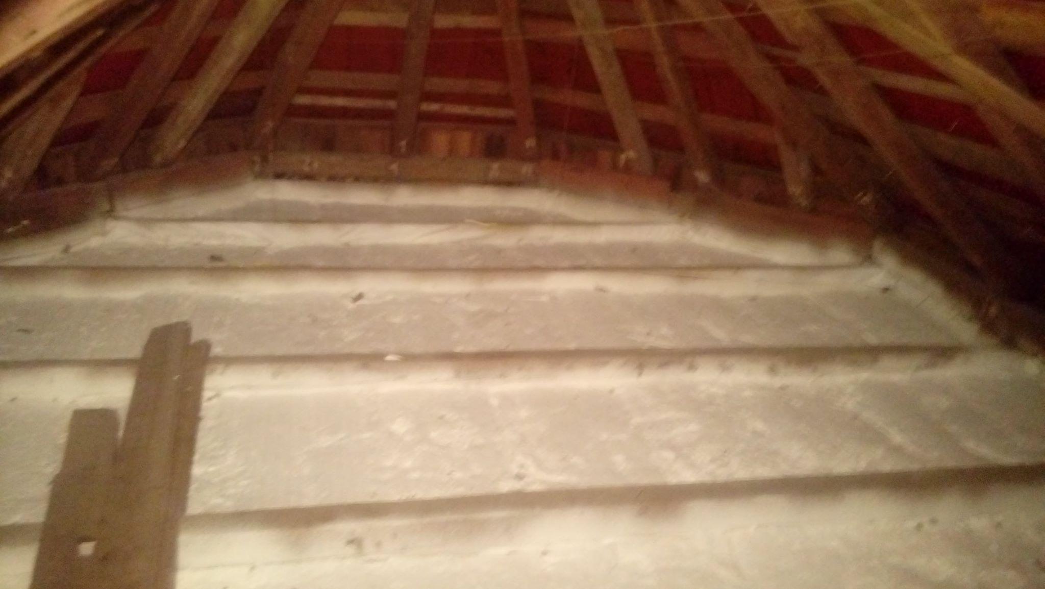Zabezpieczenie i odizolowanie powierzchni wewnątrz budynku